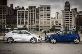 2016 Chevy Sonic Info, Pictures, Specs, Wiki | GM Authority