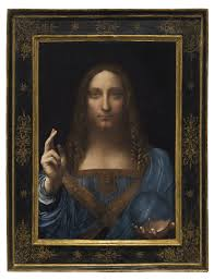 leonardo da vinci s salvator mundi courtesy of christie s images ltd 2017