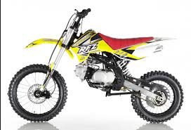 apollo 125cc db x18 dirt bike