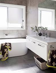 Small Gray Bathroom Design Ideas Grey And White ~ idolza