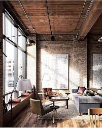 century-old warehouse apartment, photo by @canarygrey