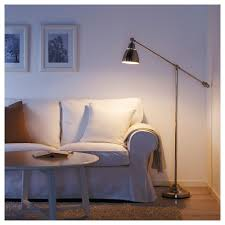 klabb floor lamp ikea. IKEA - BAROMETER Floor/reading Lamp Nickel Plated Klabb Floor Ikea E
