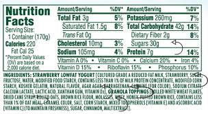 the frugal homemade yogurt eat healthy inside activia yogurt nutrition label 18815