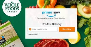 Image result for whole foods amazon