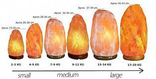 What Does A Salt Lamp Do Stunning Large Vs Small Himalayan Salt Rock Lamp HimaSaltLamps