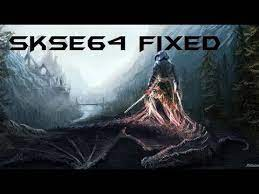 Check spelling or type a new query. How To Fix Skse64 Script Extender For Skyrim Special Edition September 3rd Youtube