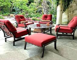 patio furniture seat cushions pallet patio furniture