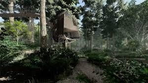 1 million treehouse at garvan woodland gardens is every kid s dream