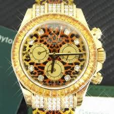 rolex watches for men rolex watches for rare bargain 18ct gold rolex leopard daytona box docs ref 116598