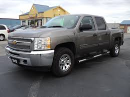 Used 2012 Chevrolet Silverado 1500 LT CrewCab 4X4 4.8L 5ft Box for ...