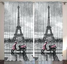 Captivating Paris Themed Curtains For Bedroom Curtains For Bedroom Paris Themed Bedroom  Curtains