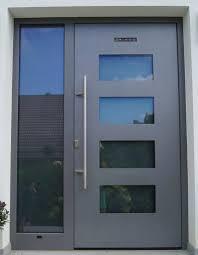 Haustür Aus Holz Aufarbeiten Tür Streichen Ohne Streifen Anleitung