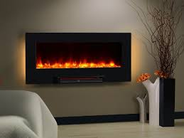 which electric wall mounted fireplace is perfect for your room