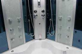 steam shower bath combo steam shower whirlpool tub combo