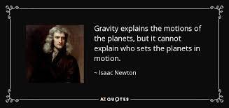 Isaac Newton Christian Quotes