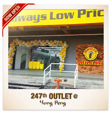 Mr Diy 247th Mrdiy Outlet Now Open At Yong Peng Johor Facebook