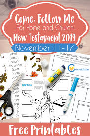 It develops fine motor skills, thinking, and fantasy. Ideas And Printables To Help You Teach Come Follow Me Hebrews 7 13 An High Priest Of Good Things To Come November 11 17 Chicken Scratch N Sniff
