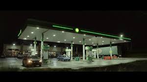 bp gas station in hillbilly elegy 2020
