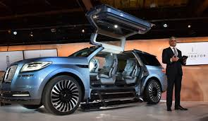 2018 lincoln availability. exellent availability president of lincoln today reveals the allnew navigator concept on 2018 lincoln availability n