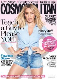 Hilary Duff Cosmopolitan Magazine February 2017 Photographer.