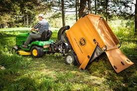 riding mower leaf vacuum. Perfect Riding The New DR PILOT Leaf And Lawn Vacuum Intended Riding Mower E