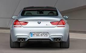 Coupe Series bmw m6 2014 : 2014 BMW M6 Gran Coupe First Drive - Motor Trend