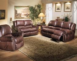 Traditional Style Furniture Living Room Leather Furniture Elegant Brown Faux Leather Tufted Sofa Set With