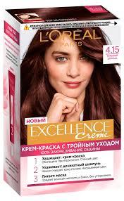 Купить <b>Крем</b>-<b>краска для волос L'Oreal</b> Paris Excellence морозный ...