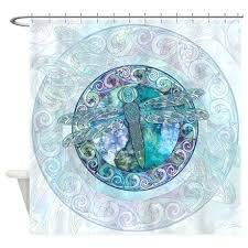 celtic shower curtain shower curtains cool dragonfly shower curtain celtic tree of life shower curtain