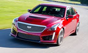 Top 10 Facts About the 2016 Cadillac CTS-V - AutoNation Drive ...