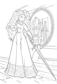 Cinderella and prince charming silhouette. Free Printable Disney Princess Coloring Pages For Kids