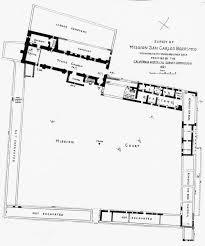 Mission Santa Clara De Asis Floor Plan U2013 Meze BlogMission San Diego De Alcala Floor Plan