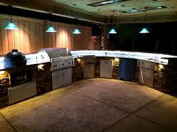 outdoor kitchen lighting. Arbor Lighting Dallas Outdoor Kitchen T