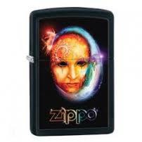 Zippo 28669 <b>Venetian Mask</b>, <b>Зажигалка Зиппо</b> с изображением ...