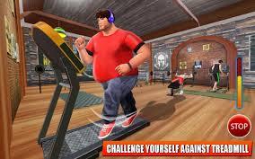 Cậu bé mập tập gym thể dục & trò chơi thể hình cho Android - Tải về APK