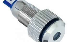 Анти Вандал индикатор мм Водонепроницаемый индикатор с точкой led