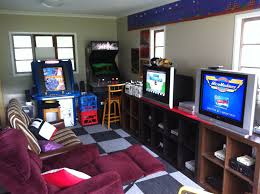 video game room furniture. Exceptional 17 Most Popular Video Game Room Ideas [Feel The Awesome Play With Regard To Splendid Furniture Inspiration Idea Installed P