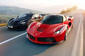 mclaren p1 vs laferrari. 147 mclaren p1 vs laferrari o