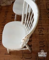 white farmhouse kitchen chair prodigal pieces prodigalpieces com