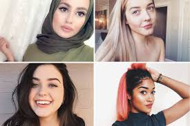 you beauty and makeup gurus her beauty estée lalonde ingrid nilsen jaclyn hill and meghan rienks are four totally unique top australian makeup