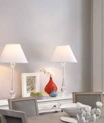 room lighting tips. A Pair Of Lamps On Side Table In Dining Room Lighting Tips P