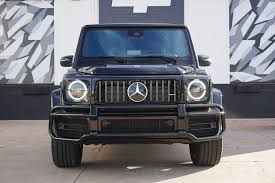 This is a mercedes benz g wagon originally gloss gray,. Used 2020 Mercedes Benz G Class Amg G 63 For Sale 204 900 Tactical Fleet Stock Tf1443