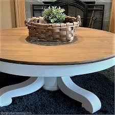 table with fusion mineral paint
