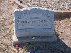 Ophelia Montgomery (1914-1979) - Find A Grave Memorial