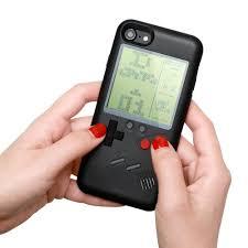 Ốp điện thoại kiểu máy chơi game cầm tay cho Iphone 6 6s 6+ 6s+ 7 8 7+ 8+ X  giảm chỉ còn 136,474 đ