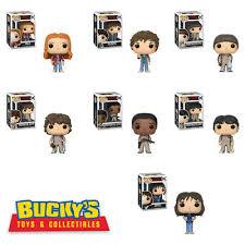 Funko Pop Stranger Things W3 Ghostbuster Will Dustin Lucas Max Joyce Mike  Eleven | eBay