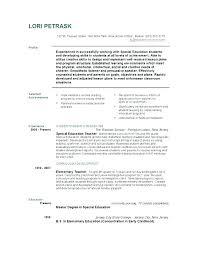 Career Objective For Teacher Resumes Resumes Objective Examples Objectives For Teacher Resumes Teachers