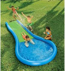 outdoor water games for kids. Super Water Slide 866029 Outdoor Games For Kids