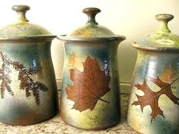 colorful canisters vintage colored glass canisters