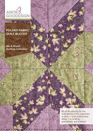 Folded Fabric Quilt Blocks   Anita Goodesign &  Adamdwight.com